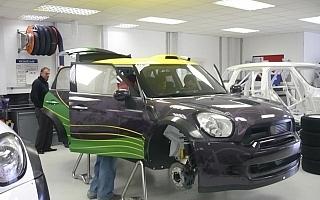 デリバリー進むMINI S2000、BWRTもデビュー
