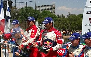 WRC第2戦メキシコ/デイ3:思わぬ幕切れでローブが今季初勝利