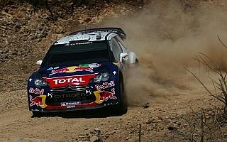 WRC第2戦メキシコ/デイ2:オジエとローブの接戦続く