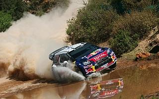 WRC第2戦メキシコ/デイ1:トップはオジエが奪取