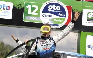 """WRCメキシコ:""""タイタナック""""修復の一部始終"""
