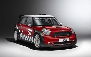 MINI WRCチーム、S2000マシンと参戦予定イベントを明らかに