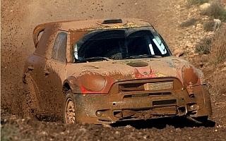 MINI WRC、4月に公式発表! その車名は……?