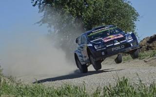 WRCポーランド:競技2日目を終えて僅差の首位争い