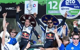 WRCメキシコ:デイ4「メキシコは僕に親切にしてくれる」