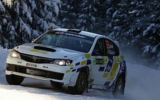 豪雪のスウェーデン、リナーリがPWRC5位でフィニッシュ!