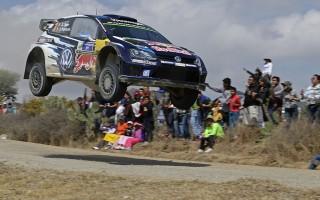 WRCメキシコ:盤石の強さでオジエが開幕3連勝