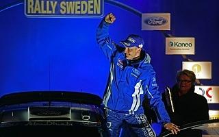 開幕戦スウェーデン/デイ3:ミッコ・ヒルボネンが波乱のラリーを制す
