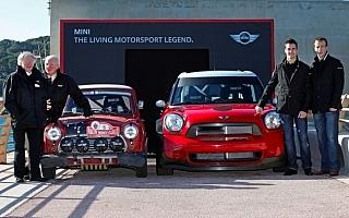 MINI WRC、ラリーモンテカルロ・ヒストリックに登場