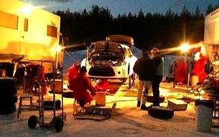 【動画】ペター・ソルベルグ、DS3 WRCをテスト
