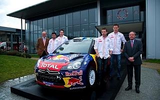 シトロエン・レーシング2011年体制を発表