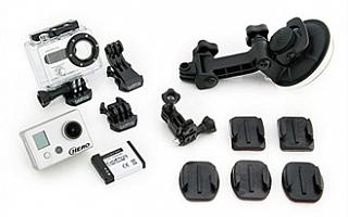 車載に最適なHDカメラ「HD Motorsports HERO」発売