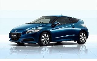 【Honda】CR-Z「オートカラーアウォード2011 グランプリ」を受賞
