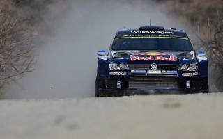 WRCメキシコ:2日目を終えてオジエが盤石のトップ