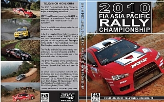 APRCの2010シーズンDVDが完成! 激走満載で2500円