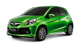 【Honda】アジア市場向け新型小型車「BRIO」のプロトタイプをタイランドインターナショナルモーターエキスポ2010で世界初公開