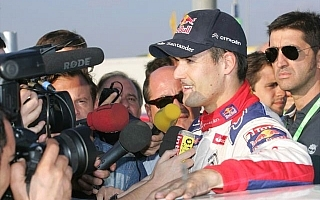 ソルド「C4 WRCとの理想的なお別れ」モンツァ・ラリーショーで優勝