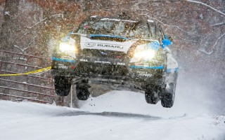 スバルUSA、ワイドボディのWRX STIで今季2勝目!
