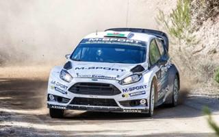 Mスポーツは改良型フィエスタRS WRCをメキシコに投入