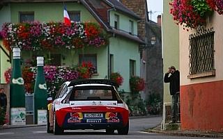 ラリー・ド・フランス デイ1:ローブ、7連覇に向けて好発進