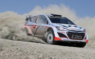 ヒュンダイ、WRCメキシコに新エンジンを投入