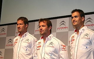 ローブ「C4 WRCとDS3 WRCはまったく違うクルマ」