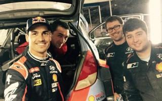 負傷のソルドがテスト参戦、メキシコでの復帰にGoサイン