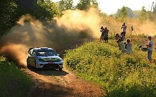 マルコ・マルティン、ラリーエストニアのデイ2もトップ