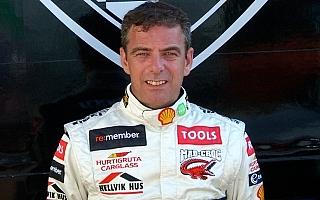 ペター・ソルベルグのコ・ドライバーはパターソンに決定!