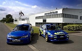 最後のインプレッサWRカー『WRC2008-011』が出荷
