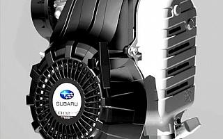 富士重工業 ランマー専用エンジン「ER12」を新開発