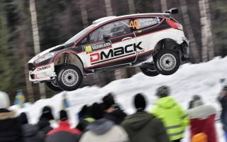 WRCスウェーデン:ケトマーがWRC2でリベンジ勝利