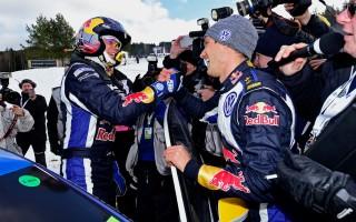 WRCスウェーデン:デイ4「ポディウムを残念に感じるなんて」