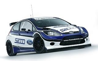 「フォード・フィエスタRS WRC」登場は8月?