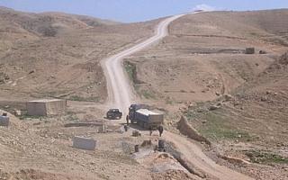 ヨルダン、コース復旧へ向けて国全体がバックアップ