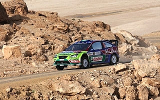 WRC第3戦ヨルダンのエントリーリストが公開