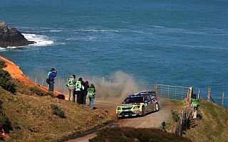 ニュージーランド、APRCとWRCで一部コースを共用