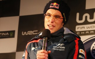 WRCスウェーデン:デイ3「コリンズ・クレストのジャンプ賞は光栄」