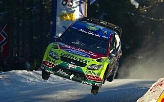 WRC第1戦ラリースウェーデン デイ2:ヒルボネンがローブを突き放し首位を堅持
