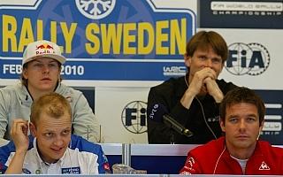 WRC2010年シーズン、ついに開幕! スウェーデンのSS1はダニ・ソルドがトップ