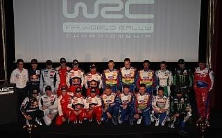 2010年WRCのラウンチイベントがパリで開催