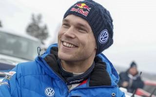 WRCスウェーデン:デイ2「ノルウェーのファンに後押しされた」
