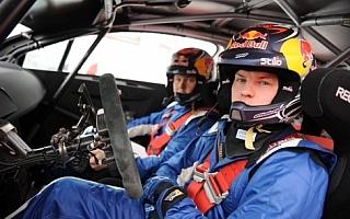 ライコネン、C4 WRCをテスト。「ラップランドラリーが楽しみ」
