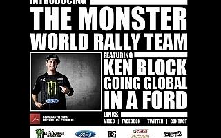 ケン・ブロック、WRC参戦決定!