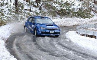 BICC Rally of Tsumagoi 1月29〜31日に開催