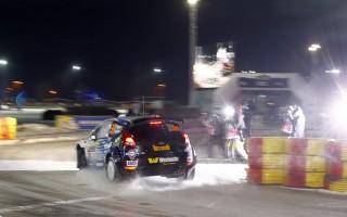 WRCスウェーデン:スーパーSSトップはWRC2のティデマンド