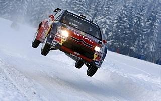 キミ・ライコネン、C4 WRCでアークティック・ラップランドラリーに参戦