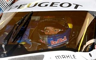 ローブ、来季のル・マン24時間挑戦へ アラゴンでプジョーをテスト