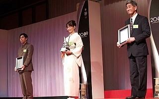 2009 JAFモータースポーツ表彰式 全日本ラリー 受賞者・ドライバー