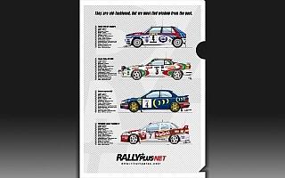「Rally and Classics vol.1 グループAラリーのすべて」先行予約スタート!
